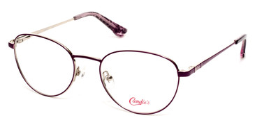 Shiny Lilac Candie's Eyewear CA0168 Eyeglasses