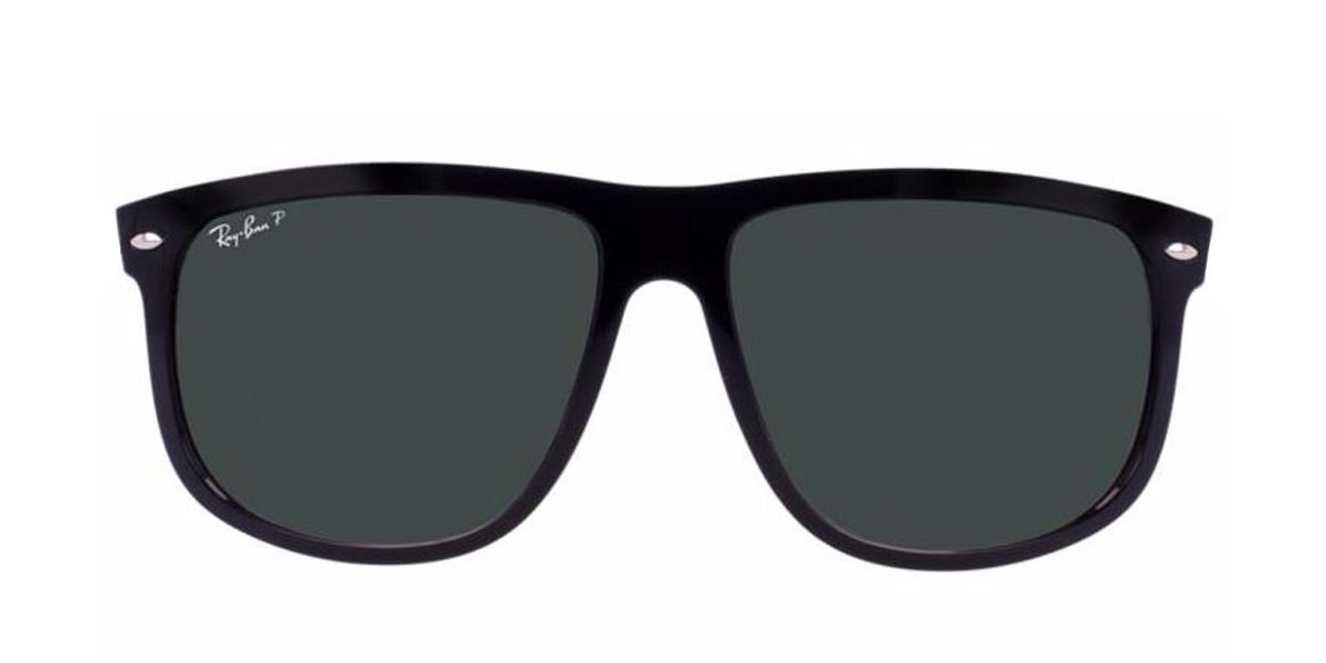 Black RayBan RB4147 Polarized Sunglasses
