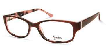 Bordeaux Candie's Eyewear CA0198 Eyeglasses