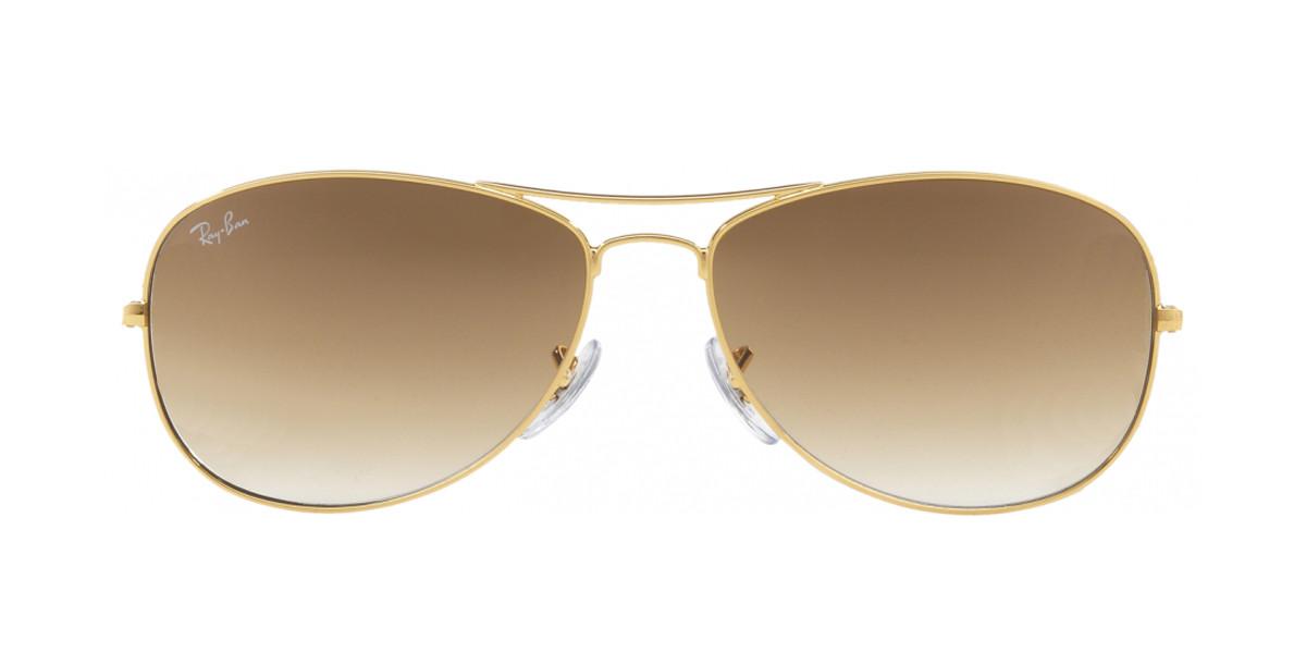 Gold RayBan RB3362 Cockpit - Gold Sunglasses