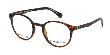 Dark Havana Kenneth Cole New York KC0319 Eyeglasses