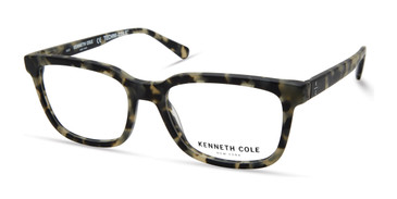 Dark Green/other Kenneth Cole New York KC0320 Eyeglasses
