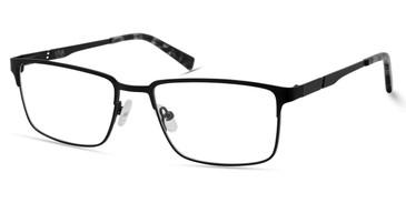 Matte Black Viva VV4040 Eyeglasses