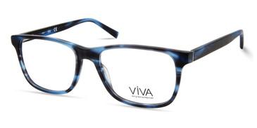 Blue Viva VV4046 Eyeglasses