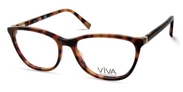 Dark Brown Viva VV4525 Eyeglasses