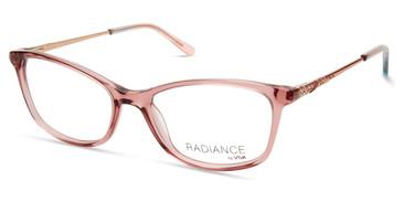 Shiny Pink Viva VV8010 Eyeglasses
