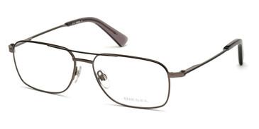 Matte Black Diesel DL5353 Eyeglasses