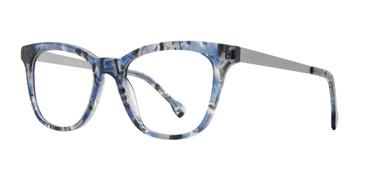 Blue Serafina Laverne Eyeglasses