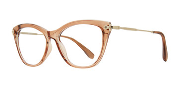 Brown Serafina Sheri Eyeglasses