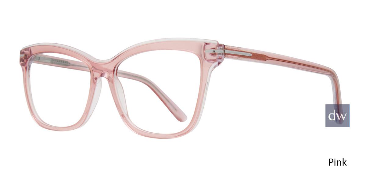 Pink Serafina Stacey Eyeglasses