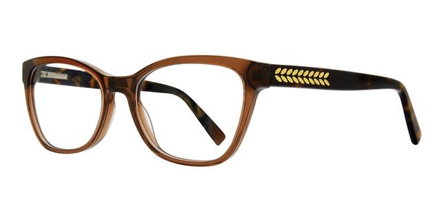 Brown Serafina Donatella Eyeglasses