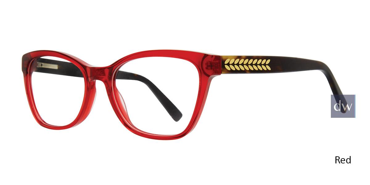 Red Serafina Donatella Eyeglasses