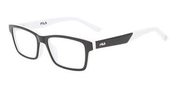 Black Fila VF9456 Eyeglasses - Teenager