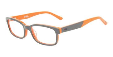 Black Fila VF9458 Eyeglasses - Teenager