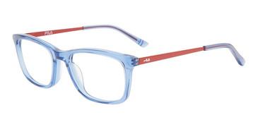 Blue Fila VF9460 Eyeglasses - Teenager