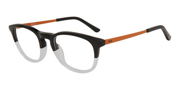 Black Fade Fila VF9461 Eyeglasses