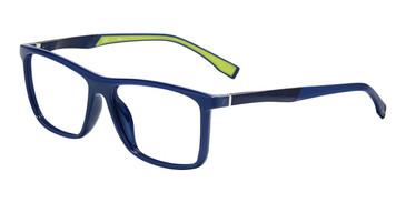 Blue Fila VF9244 Eyeglasses