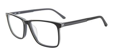 Black Fila VF9352 Eyeglasses