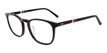 Black Fila VF9387 Eyeglasses