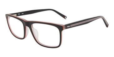 Black Fila VF9400 Eyeglasses