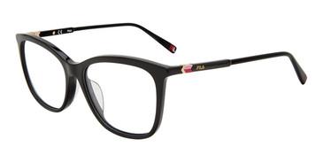 Black Fila VF9402 Eyeglasses