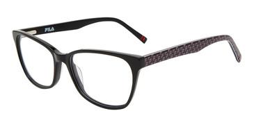 Black Fila VF9467 Eyeglasses