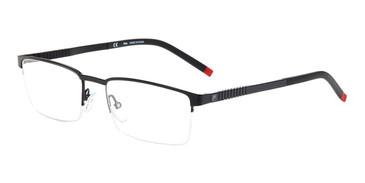 Black Fila VF9917 Eyeglasses