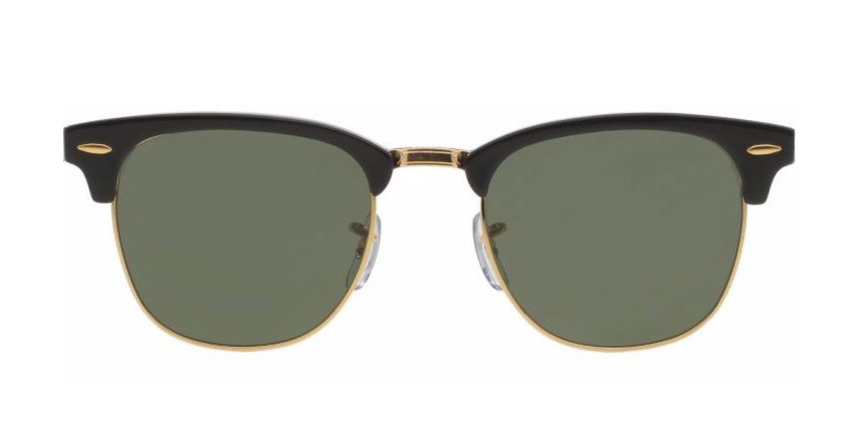 Black RB3016 Clubmaster Classic Sunglasses - Teenager