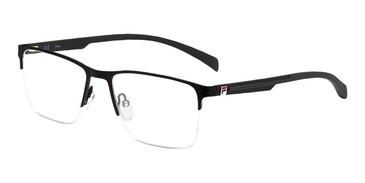 Black Fila VF9944 Eyeglasses