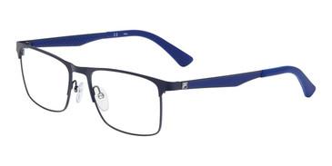 Blue Fila VF9970 Eyeglasses
