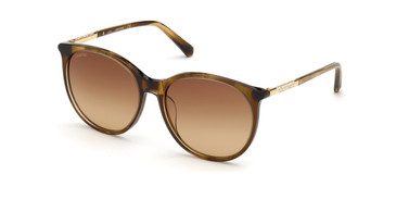 Light Brown/other/Gradient Brown Swarovski SK0293-H Sunglasses