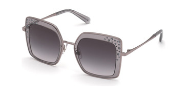 Grey/other/Gradient Smoke Swarovski SK0324-H Sunglasses