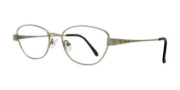 Green Eight To Eighty Maude Eyeglasses.
