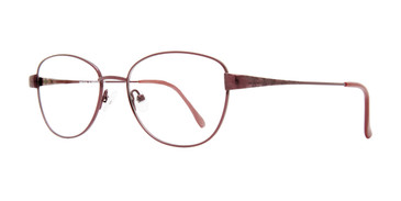 Burgundy Eight To Eighty Bella Eyeglasses.