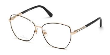 Pale Gold Swarovski SK5393 Eyeglasses