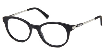 Matte Black HARLEY DAVIDSON HD0144T Eyeglasses - Teenager.