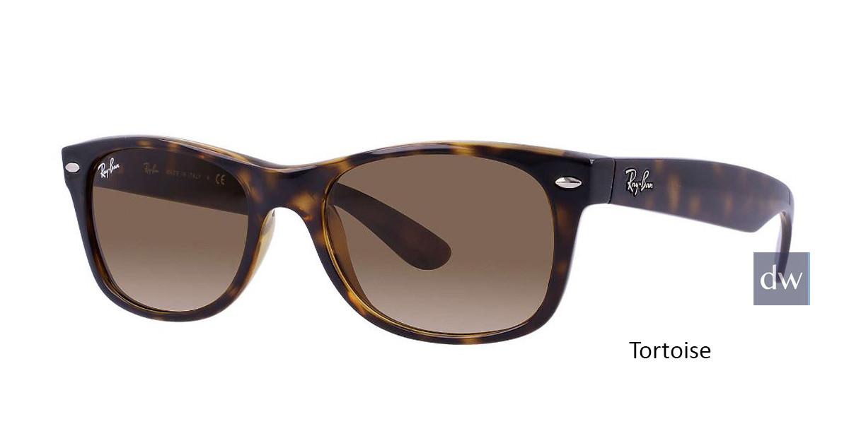 Tortoise 710/51  RayBan RB2132 New Wayfarer Classic- Tortoise Sunglasses