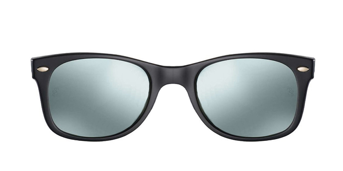 ... Black 601S40 RayBan RB2132 New Wayfarer At Collection - Black Sunglasses 23234217229fb