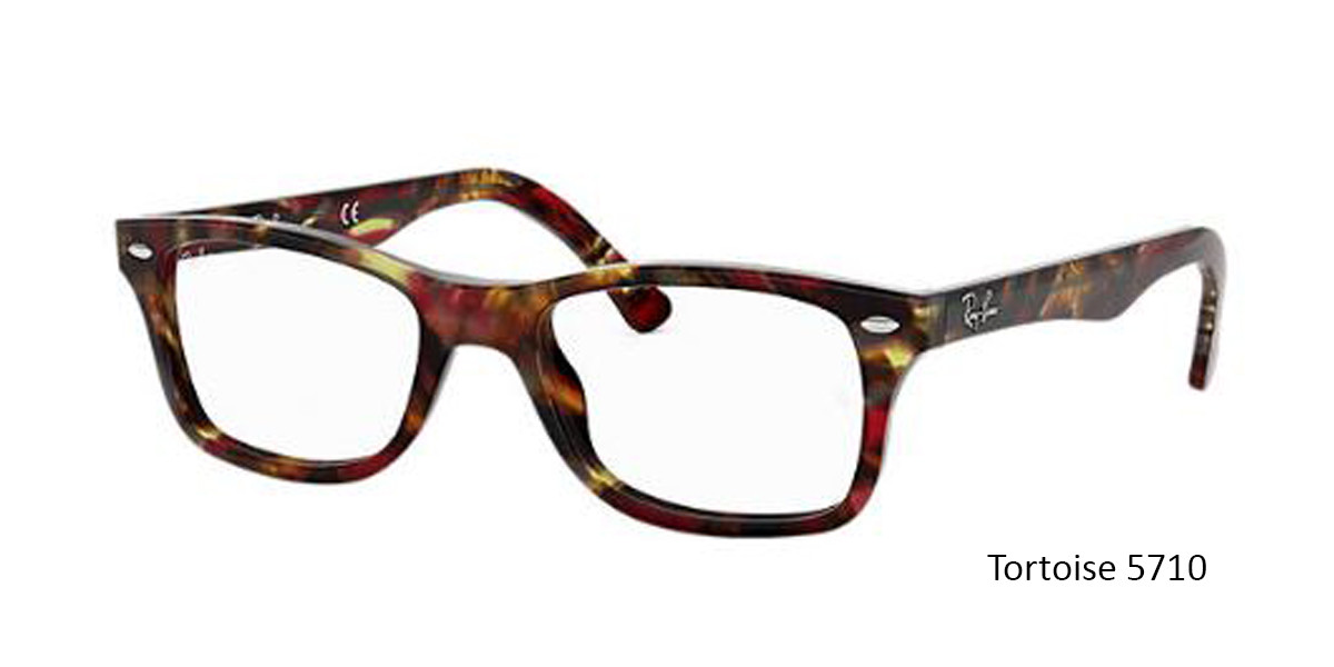 Tortoise 5710 RayBan RB5228 Eyeglasses