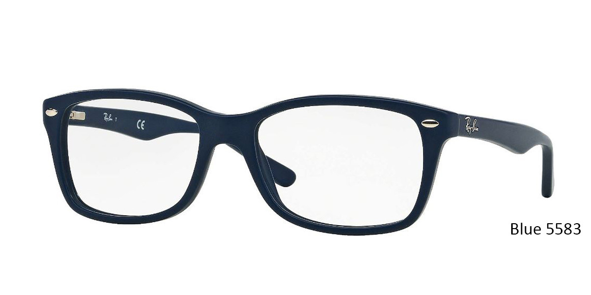Blue 5583 RayBan RayBan RB5228 Eyeglasses