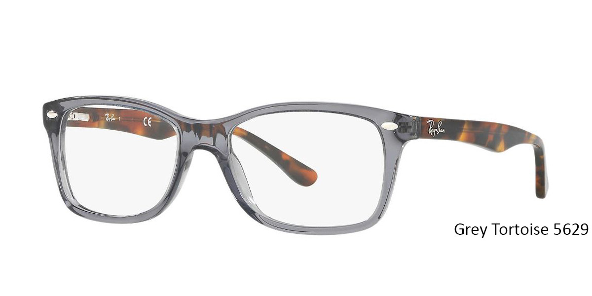 Grey/Tortoise 5629 RayBan RB5228 Eyeglasses
