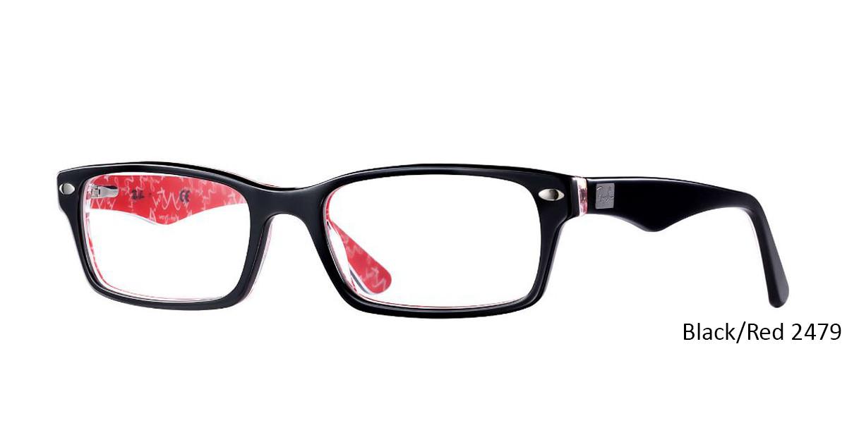a53883d06a8 RayBan RayBan RB5206 - All Colors Unisex Prescription Eyeglasses ...