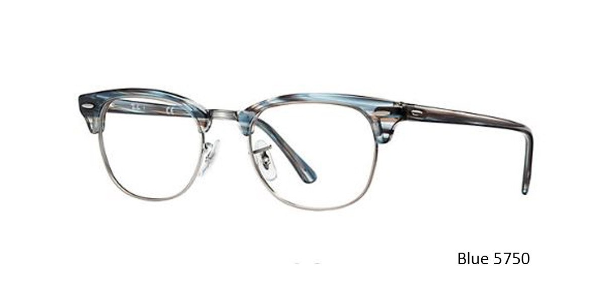 Blue 5750 RayBan RB5154 Eyeglasses