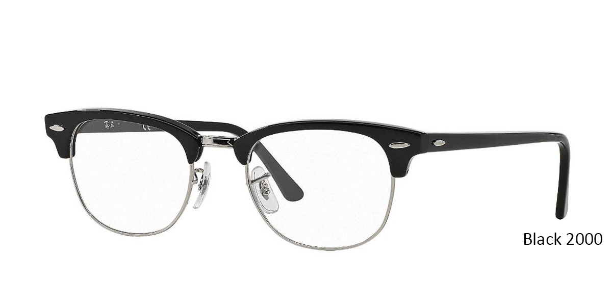 68eca11dca RayBan RB5154 Unisex Prescription Eyeglasses