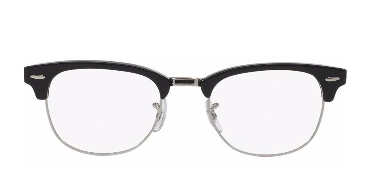 Black 2000 RayBan RB5154 Eyeglasses