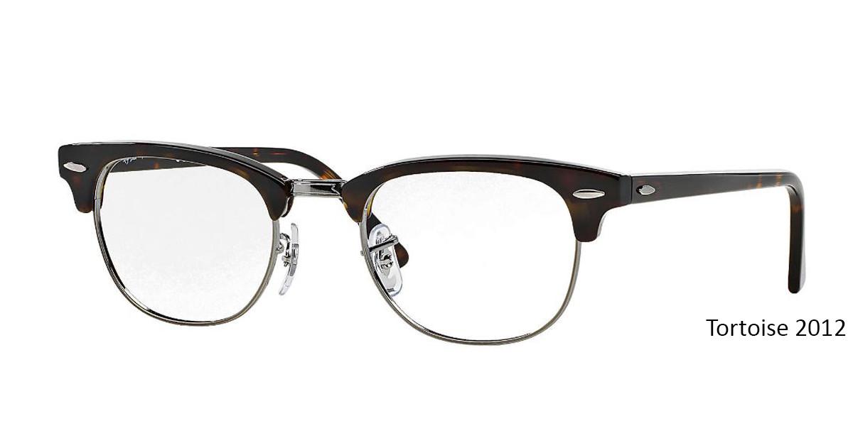 Tortoise 2012 RayBan RB5154 Eyeglasses