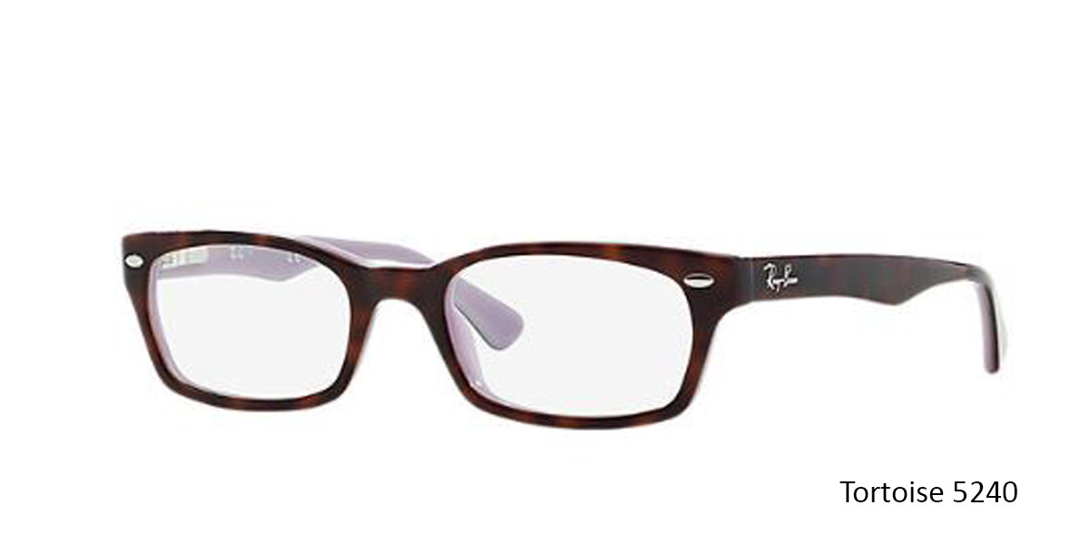 Tortoise RayBan RB5150 Eyeglasses - Teenager