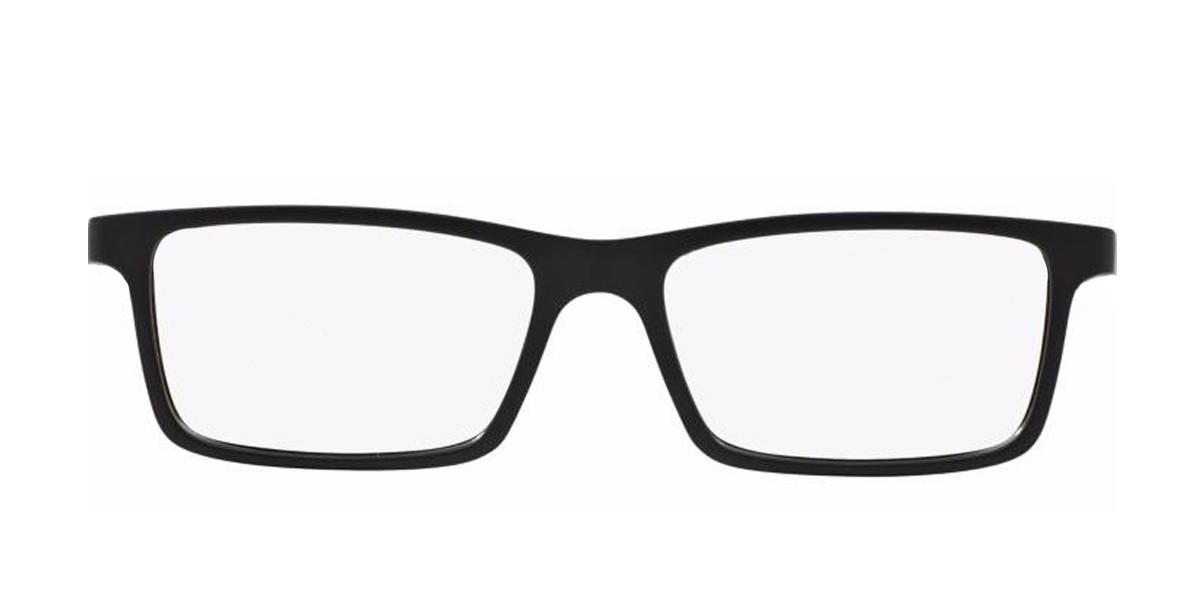 Black/Black Multicolor 5263 RayBan RB8901 Eyeglasses