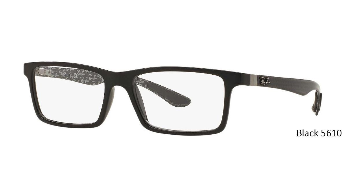 Black 5610 RayBan RB8901 Eyeglasses