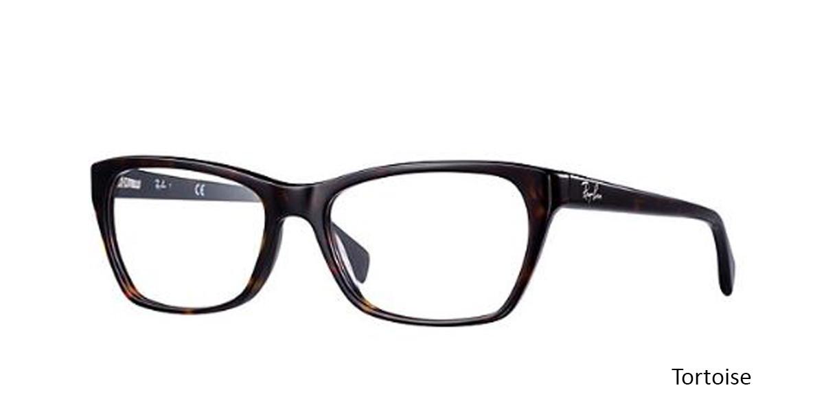 Tortoise 2012 RayBan RB5298 Eyeglasses